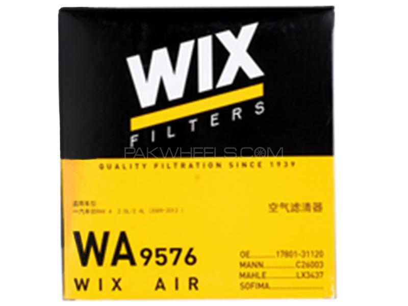 Wix Air Filter For Toyota Vitz 1000cc 1999-2014 - WA 9628 Image-1