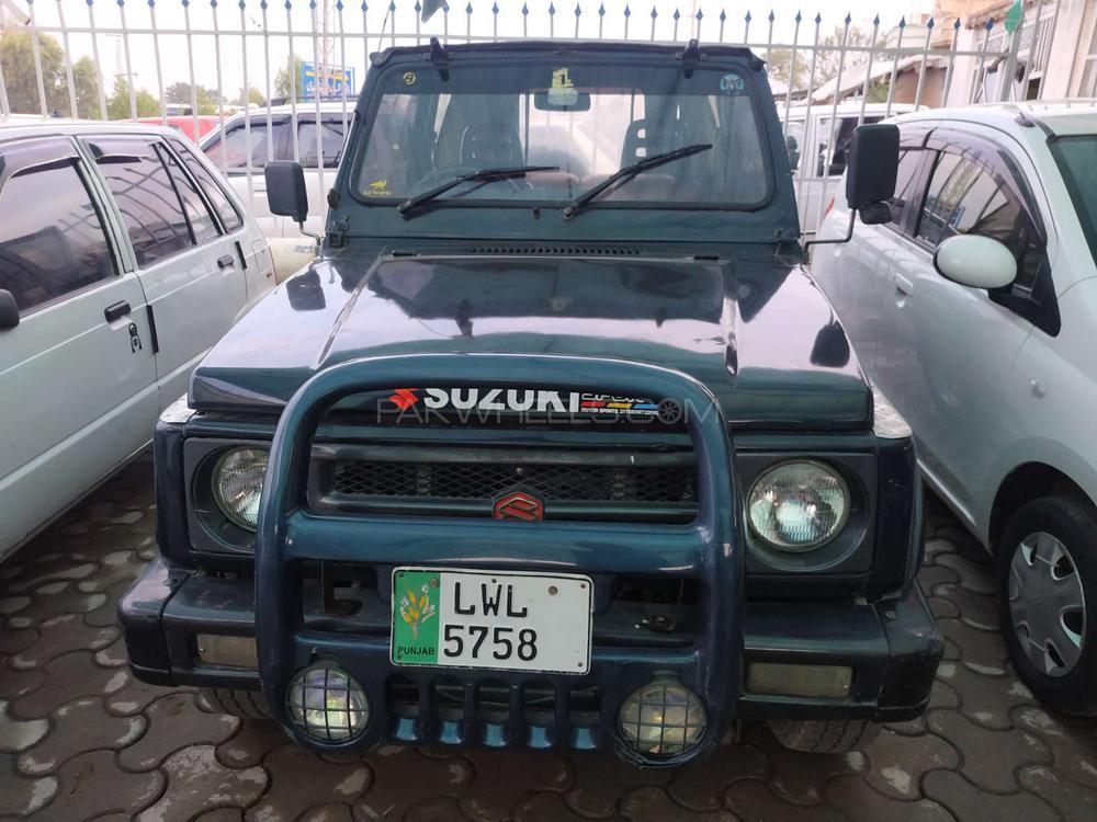 Suzuki Jimny JLDX 1995 Image-1