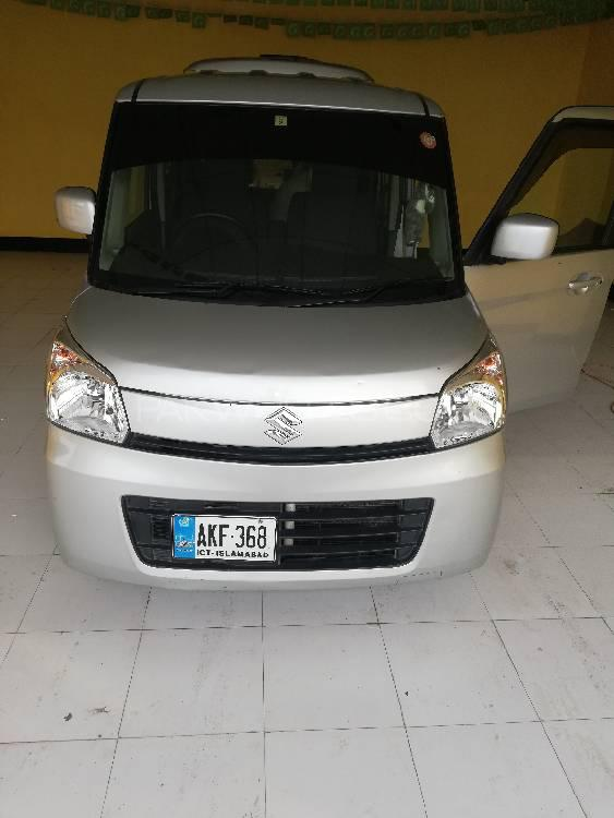 Suzuki Spacia 2016 Image-1