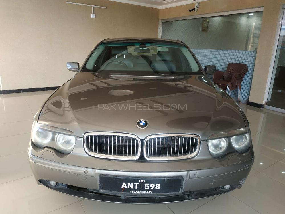 BMW 7 Series 730i 2005 Image-1