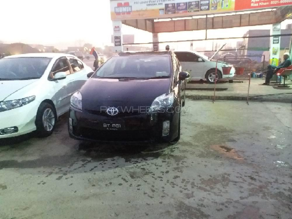 Toyota Prius S Touring Selection GS 1.8 2010 Image-1