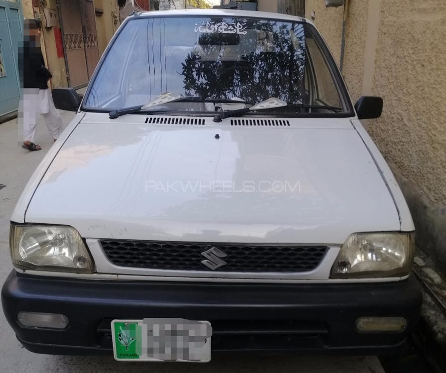 Suzuki Mehran VXR 2006 Image-1