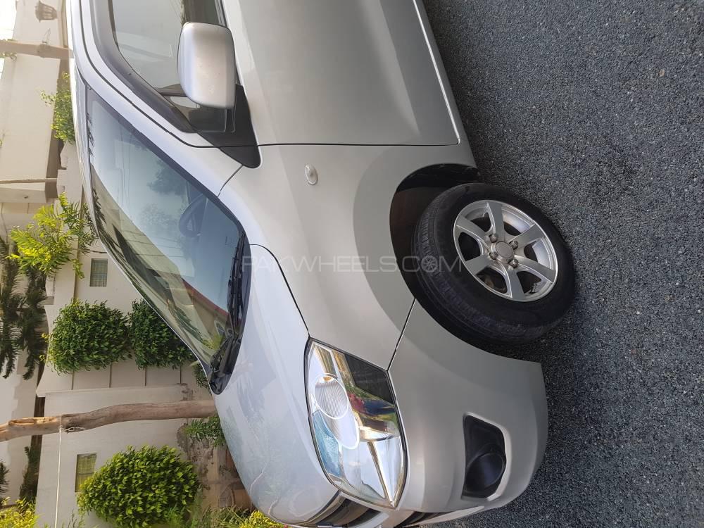 Suzuki Wagon R VXL 2007 Image-1