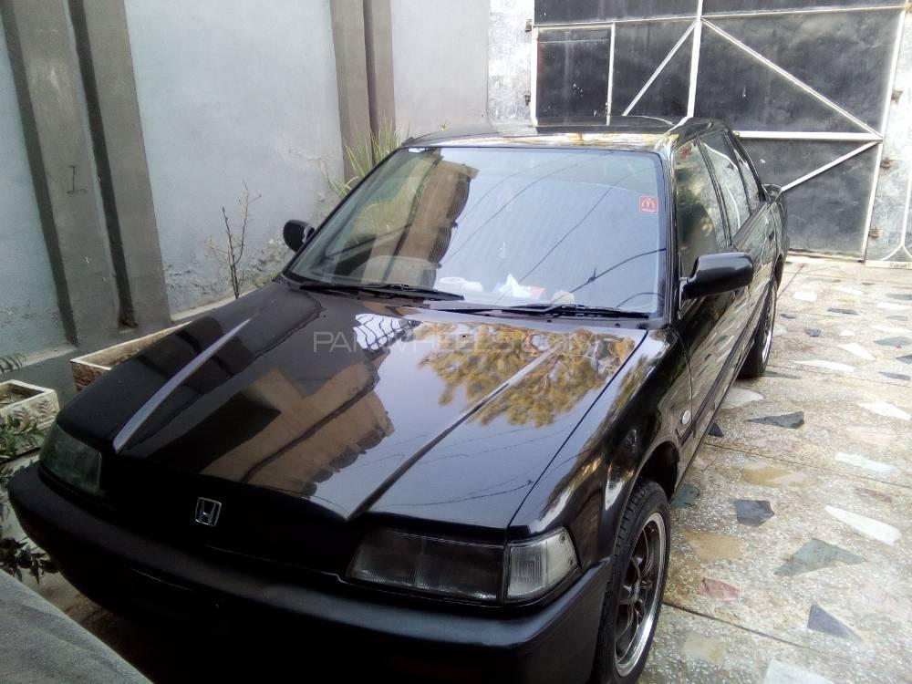 Honda Civic EXi Automatic 1988 Image-1