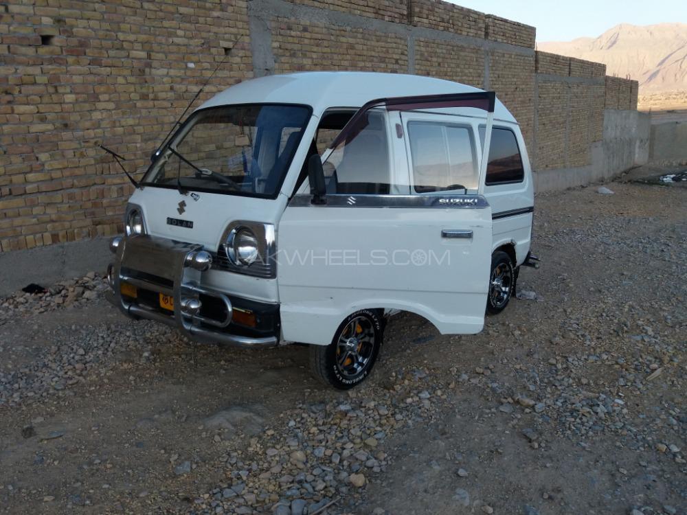 Suzuki Bolan 2003 Image-1