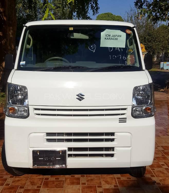 Suzuki Every GA 2015 Image-1