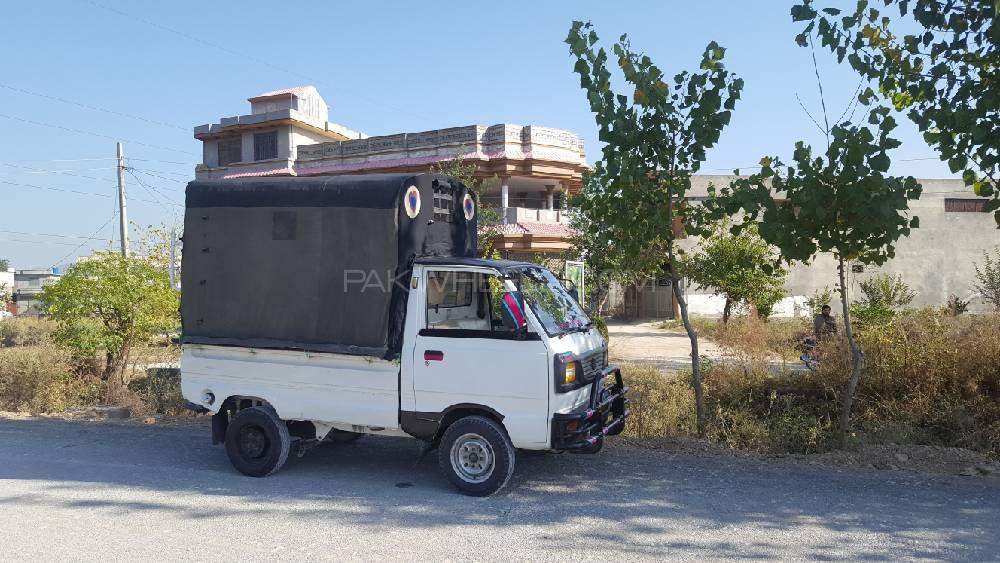 Suzuki Ravi Euro ll 2007 Image-1