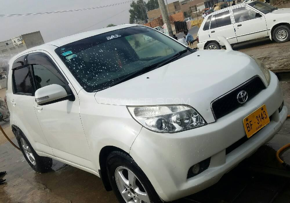 Toyota Rush G A/T 2008 Image-1