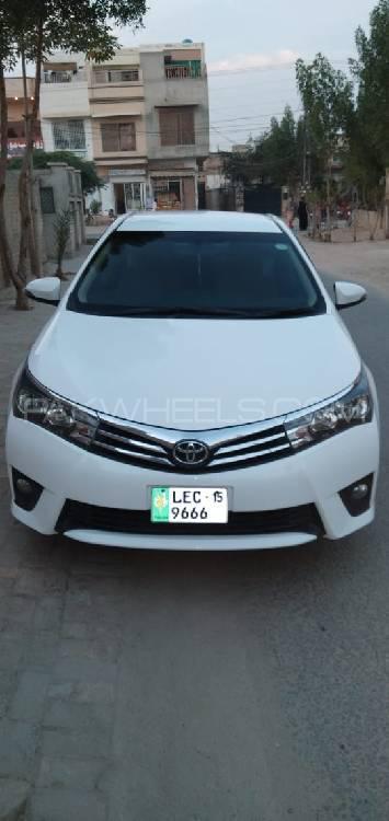 Toyota Corolla Altis SR 1.8 2014 Image-1