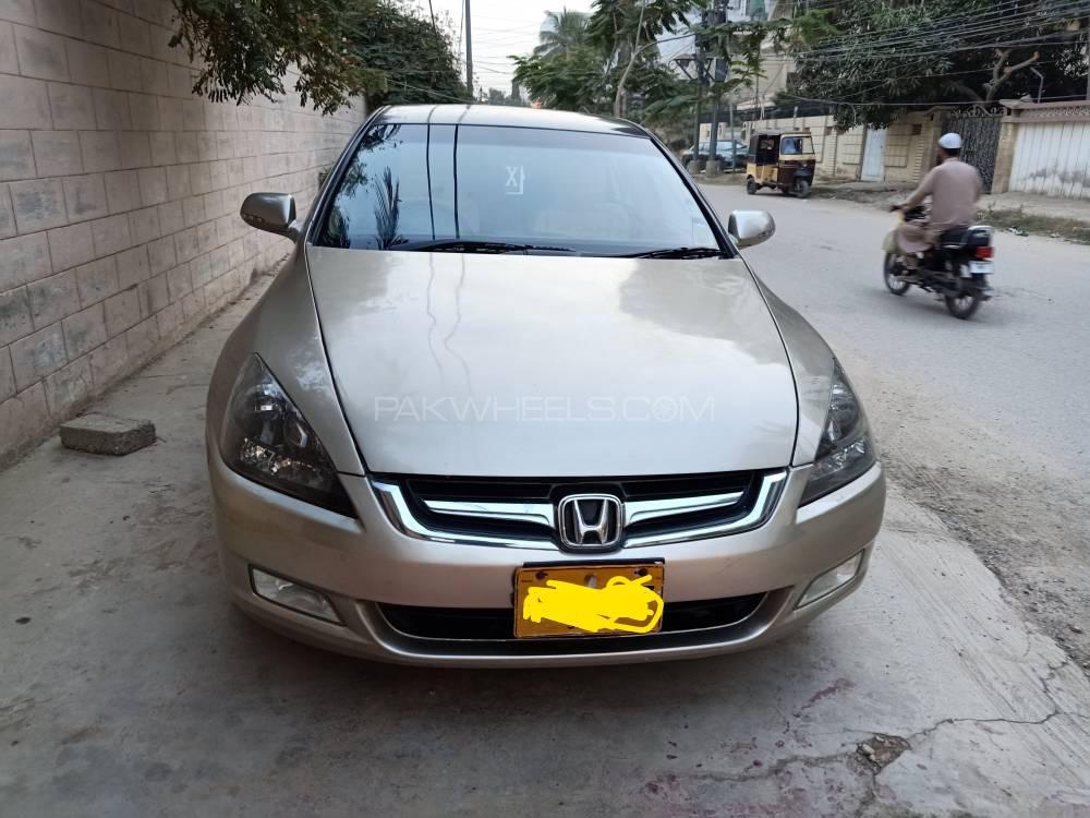 Honda Accord 2.4IL 2007 Image-1