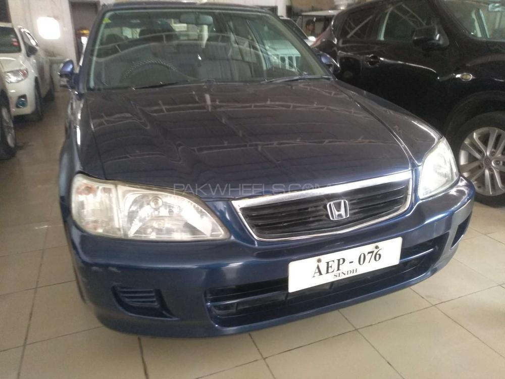 Honda City EXi 2003 Image-1