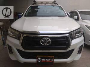 Used Toyota Hilux Revo G 2.8 2015
