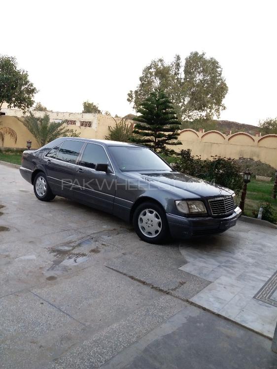 Mercedes Benz S Class - 1995  Image-1