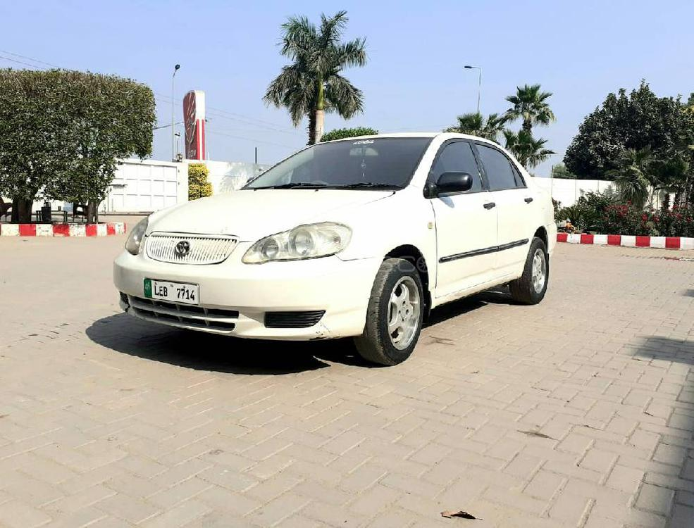 Toyota Corolla 2.0D 2006 Image-1