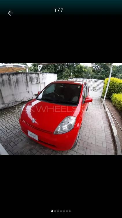 Toyota Passo G 1.0 2009 Image-1