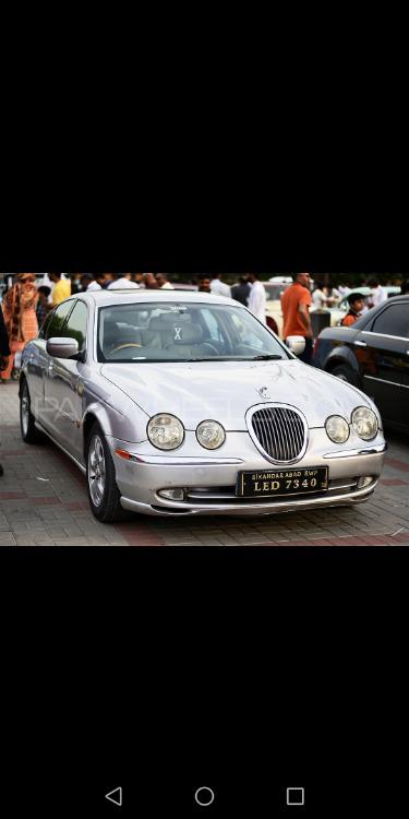Jaguar S Type - 2005  Image-1