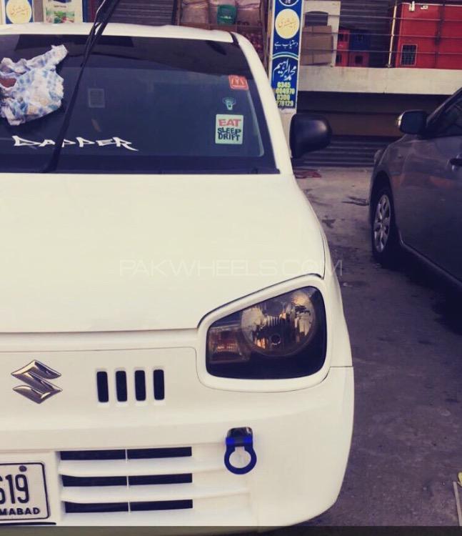 Suzuki Alto - 2015  Image-1