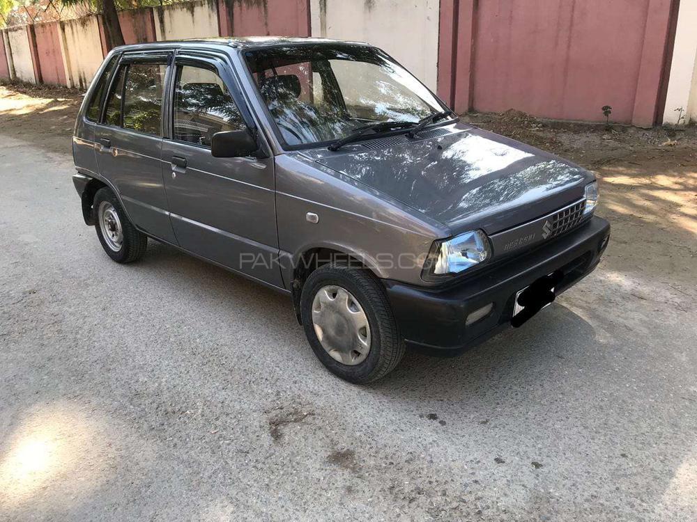 Suzuki Mehran VX Euro II 2016 Image-1