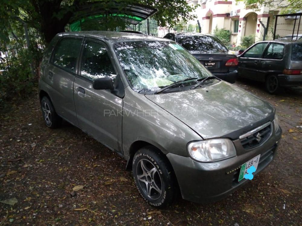 Suzuki Alto VXR 2008 Image-1
