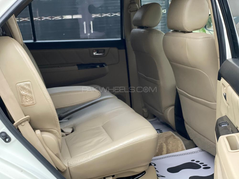 used toyota fortuner for sale at sigma motors lahore