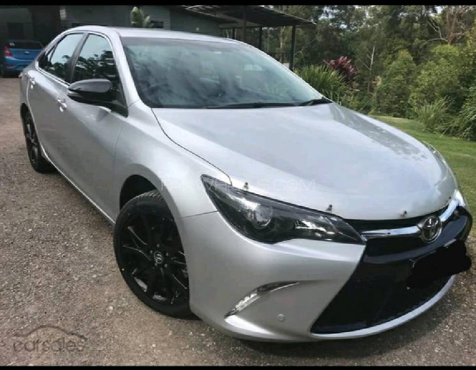 Toyota Camry Up-Spec Automatic 2.4 2016 Image-1