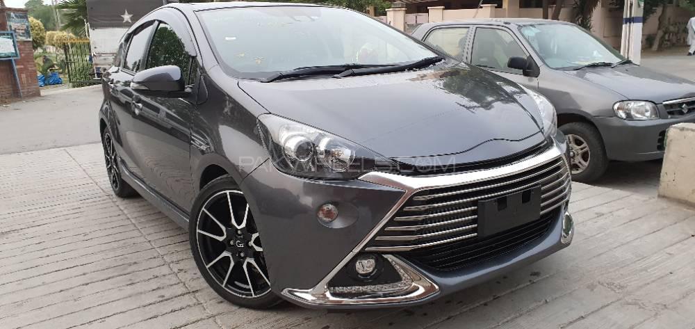 Toyota Aqua G GS  2017 Image-1