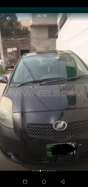 Toyota Vitz 2007 Image-1