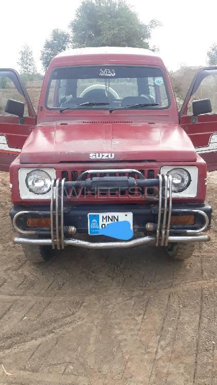 Suzuki Potohar 1990 Image-1
