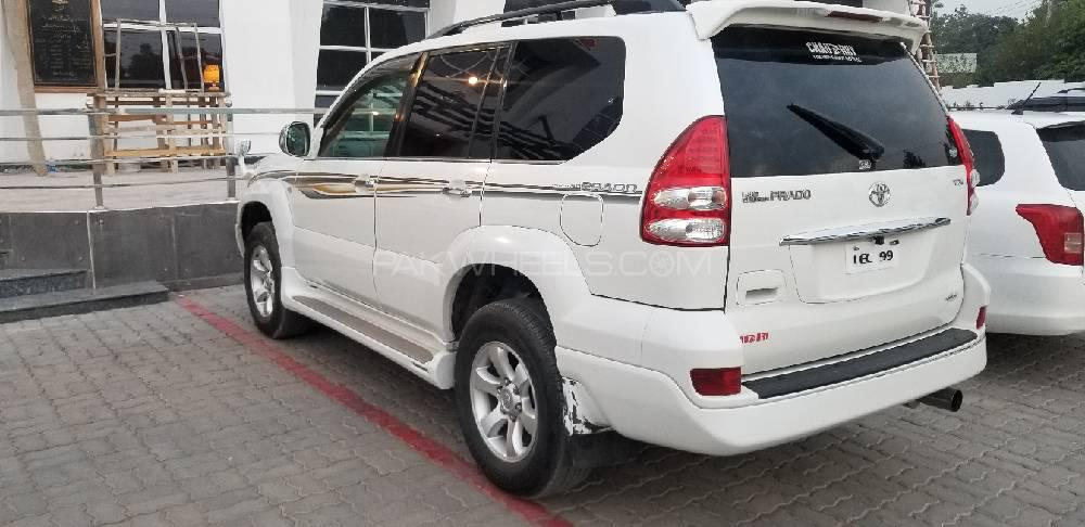 Toyota Prado TX Limited 2.7 2002 Image-1