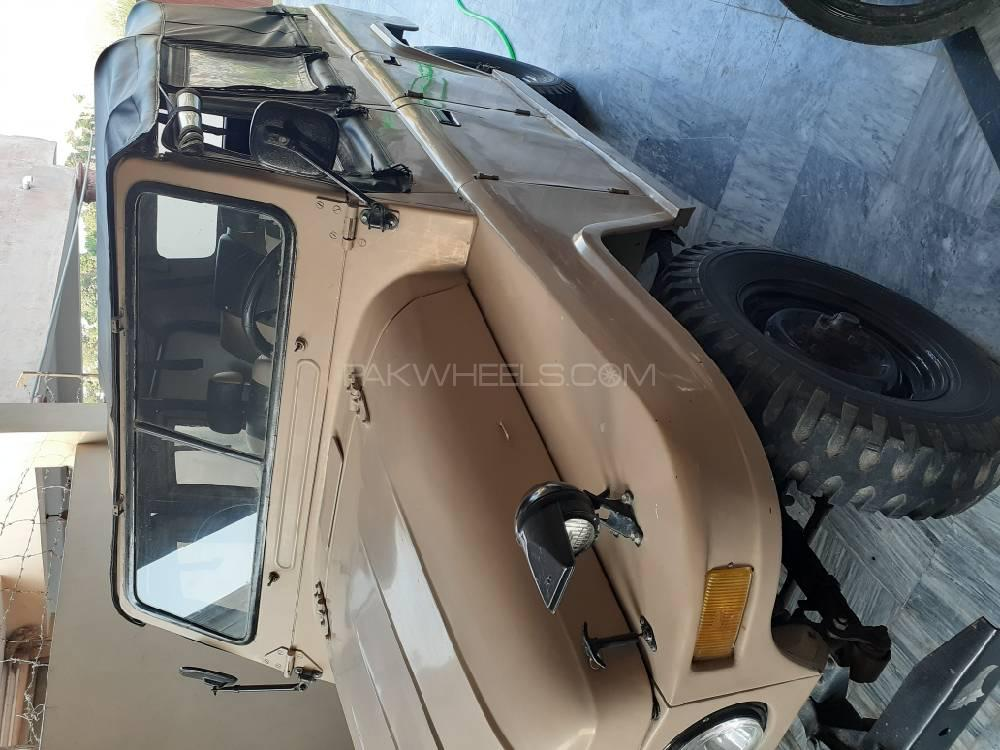 Jeep Bj212 1989 Image-1