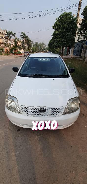 Toyota Corolla Assista X 2002 Image-1