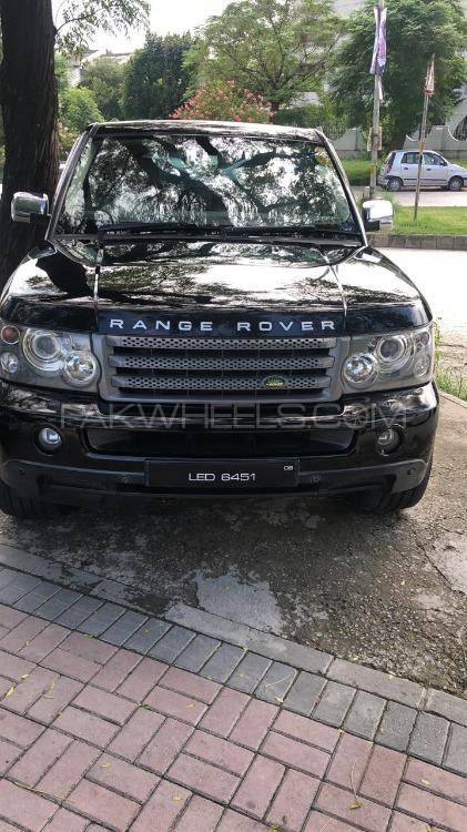 Range Rover Hse 4.6 2007 Image-1