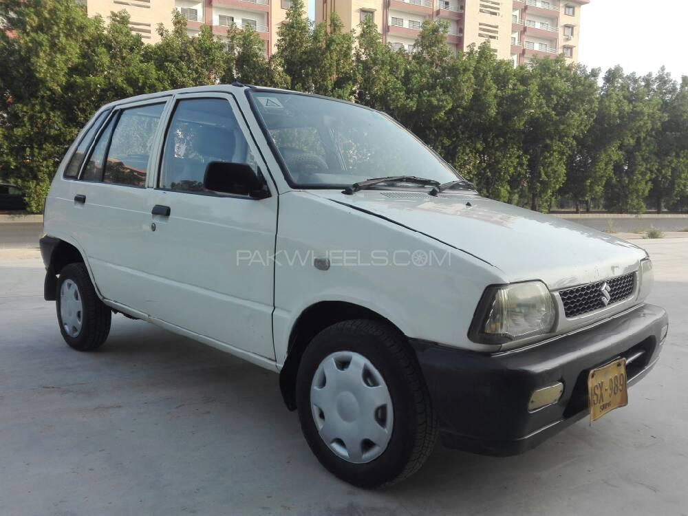 Suzuki Mehran VX (CNG) 2009 Image-1