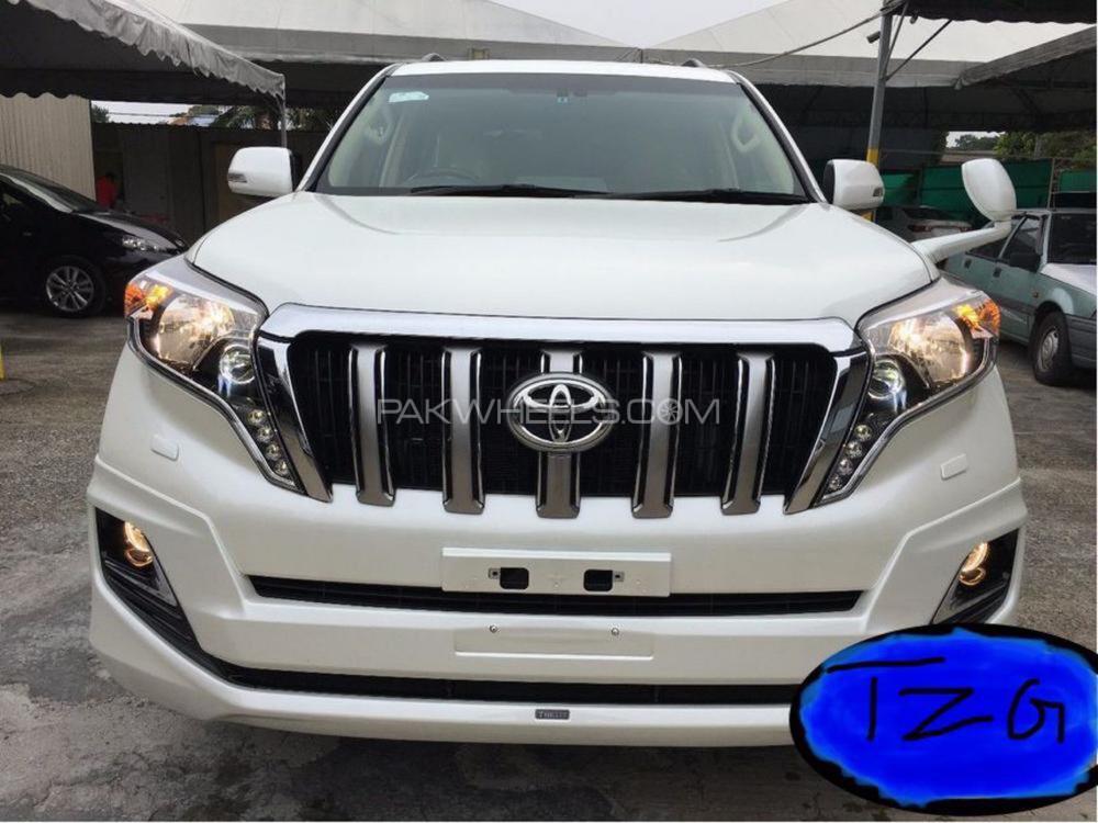 Toyota Prado TZ G 4.0 2014 Image-1