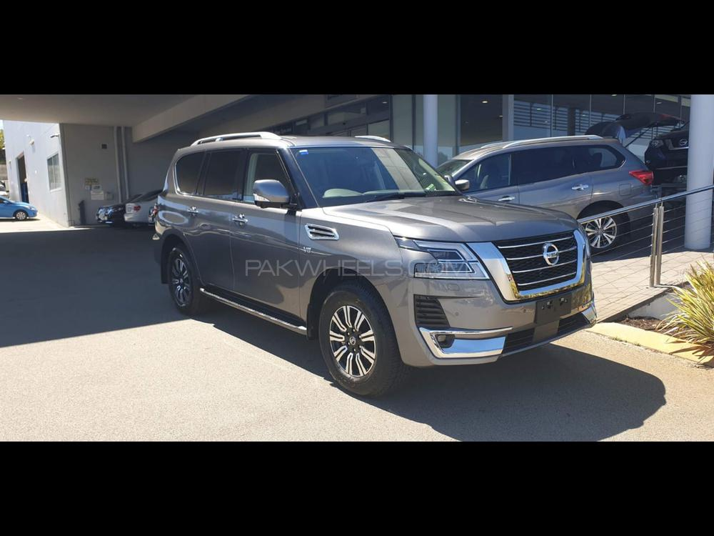 Nissan Patrol 2019 Image-1