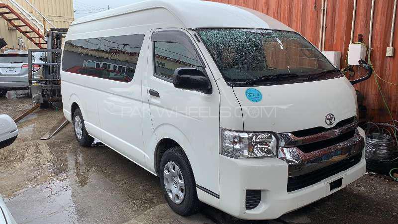 Toyota Hiace Grand Cabin 2014 Image-1