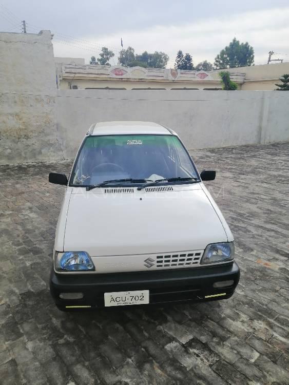 Suzuki Mehran VX Euro II Limited Edition 2015 Image-1