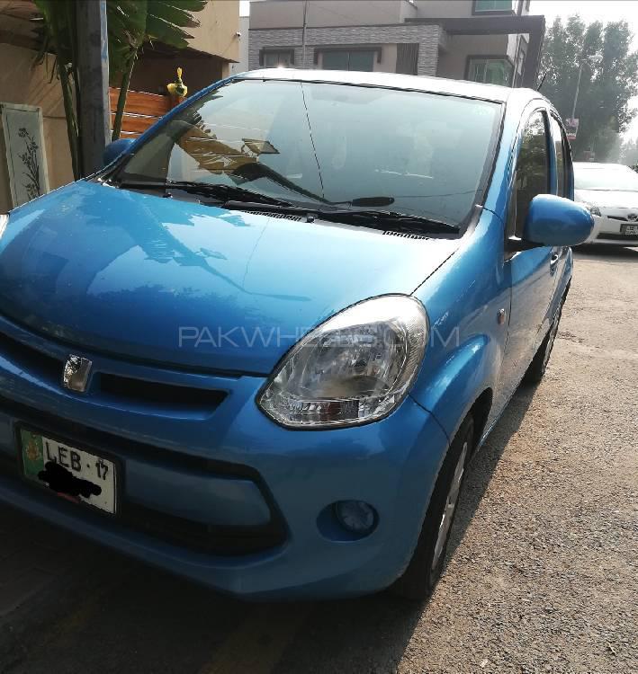 Toyota Passo Plus Hana C 2014 Image-1