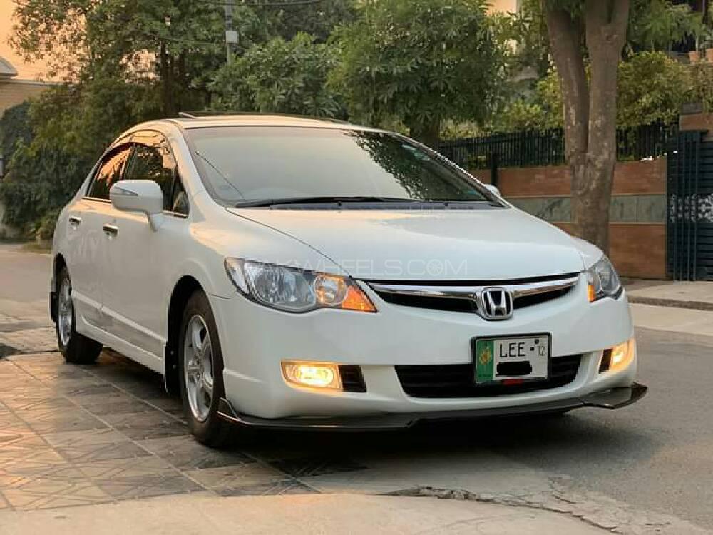 Honda Civic 2012 Image-1