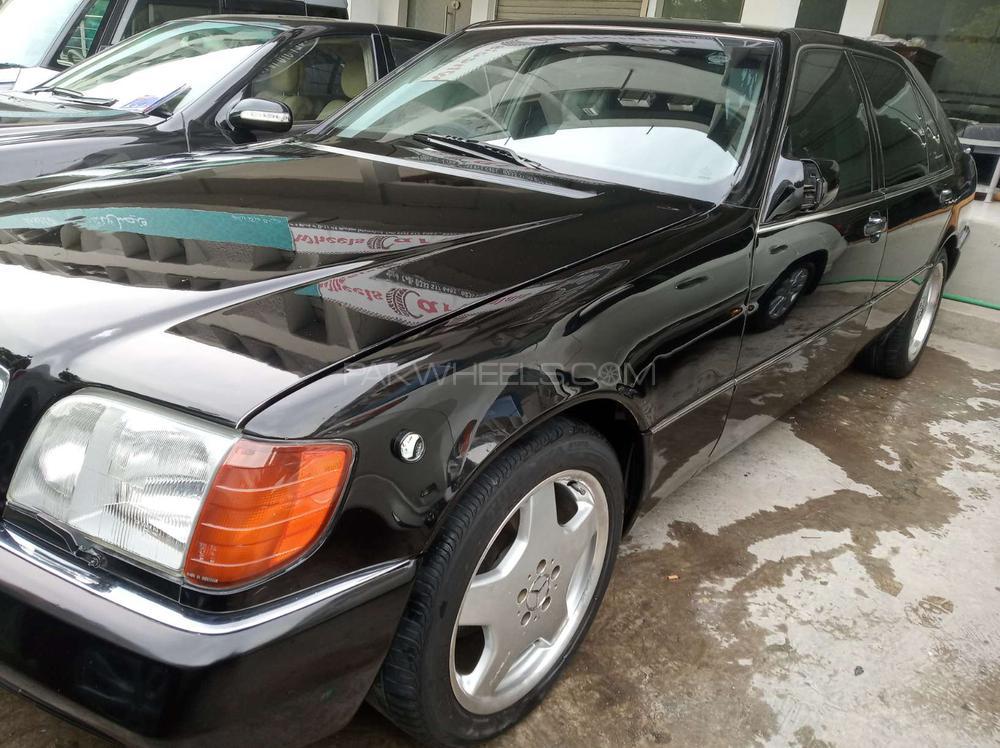 Mercedes Benz S Class 300SEL 1993 Image-1