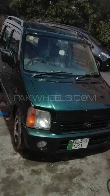 Suzuki Wagon R 2000 Image-1