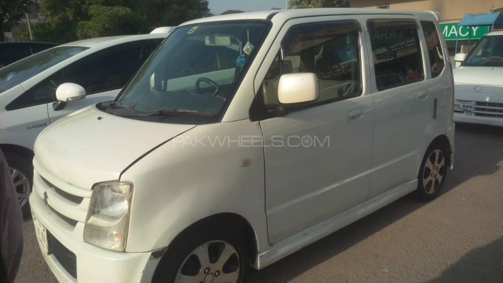 Suzuki Wagon R FT Limited 2008 Image-1