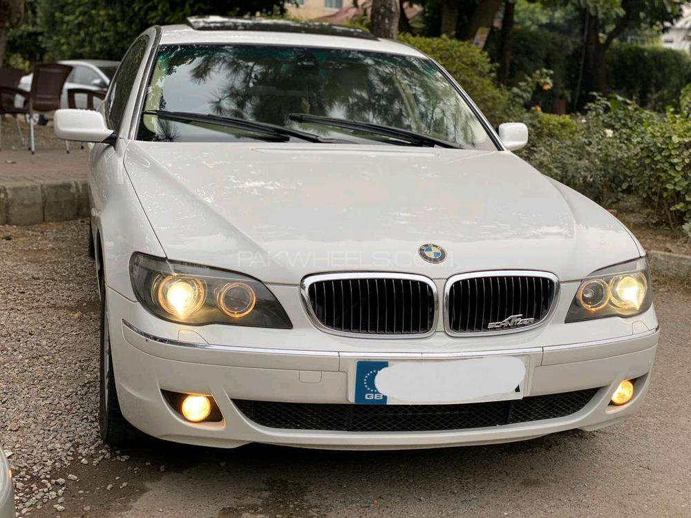 BMW 7 Series 745i 2006 Image-1