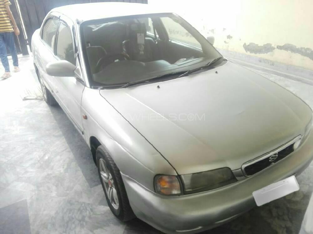 Suzuki Baleno 2000 Image-1