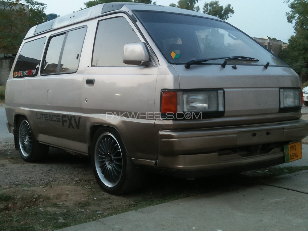 Toyota Town Ace - 1989  Image-1