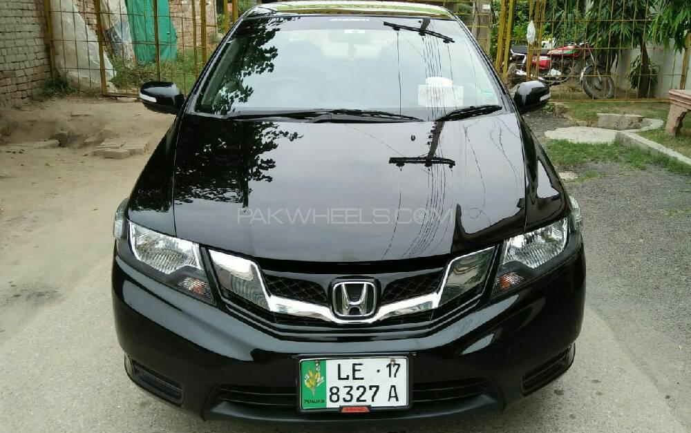 Honda City 1.3 i-VTEC 2017 Image-1