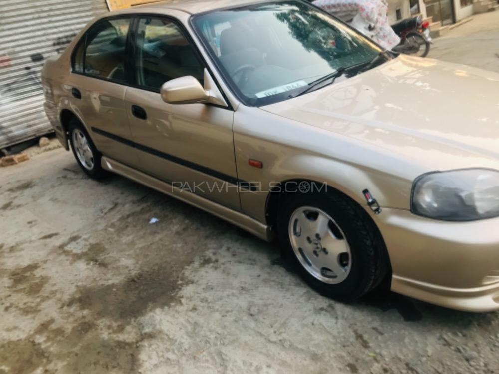 Honda Civic - 2000  Image-1