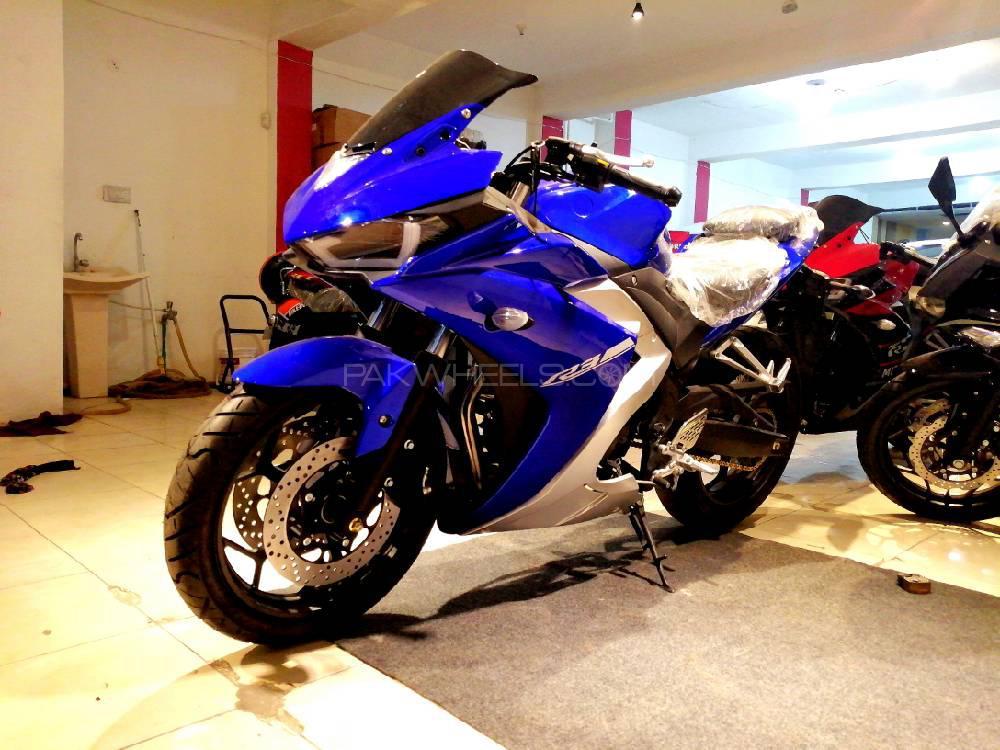 Suzuki Gsxr 250cc 2019 Image-1