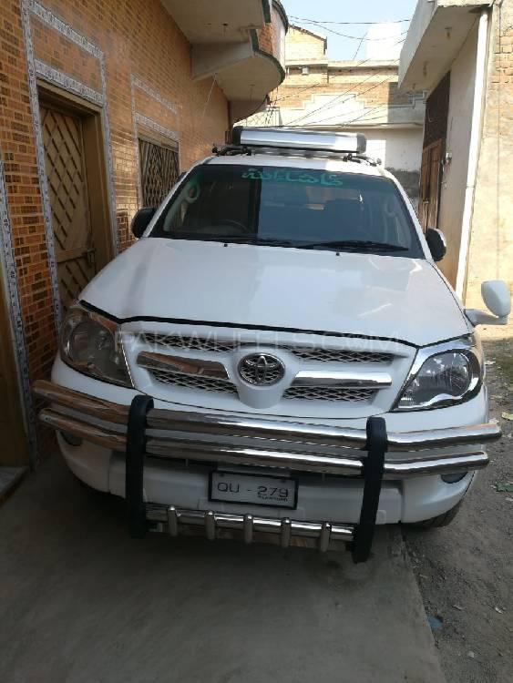 Toyota Hilux Vigo G 2010 Image-1