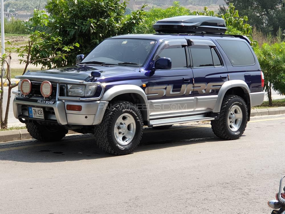 Toyota Surf SSR-G 3.4 1998 Image-1